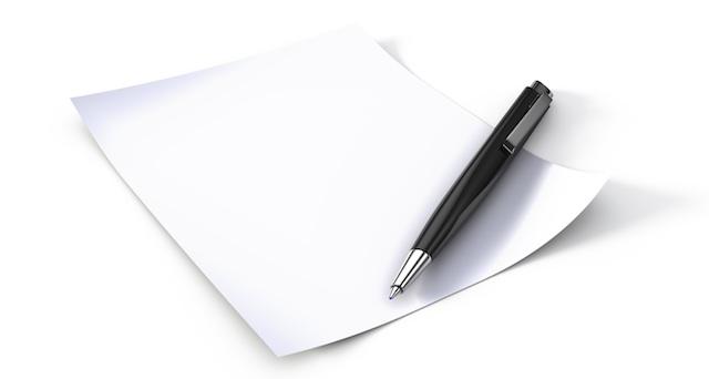 Foglio bianco come affrontare una pagina vuota - Foglio laminato bianco ...